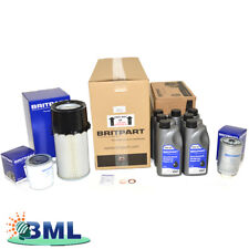 LAND ROVER DEFENDER 200TDI SERVICE KIT WITH OIL. PART- DA6002COM