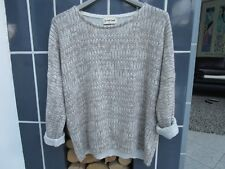 RICH & ROYAL *** Schicker Oversize Pulli mit Wolle  * Gr. M (S) / 38/ 40 *** TOP