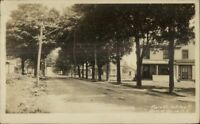 Great Bend NY MaiN St. c1910 Real Photo Postcard