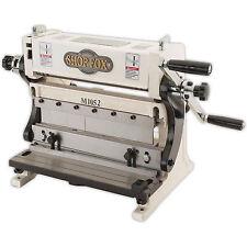 "M1052 12"" 3 in 1 Sheet Metal Machine - Free Shipping"