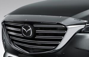 Mazda CX9 Bonnet Protector to suit BRAND NEW CX9 07/2016> - TC11-AC-BPS, SMOKED