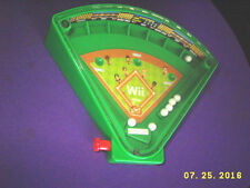 Nintendo 2006 Wii Pre-release Promotional Baseball game hand held toy plastic