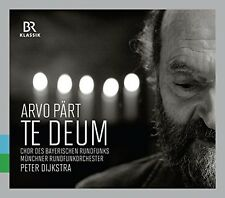 Part / Bavarian Radio Choir / Dijkstra - Arvo Paert: Te Deum [New CD]