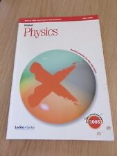 Leckie Official SQA past papers with answers 2001 - 2005