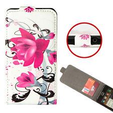 LIBRO Funda de cuero sintético para Samsung Galaxy S2 i9100 + PROTECTOR PANTALLA
