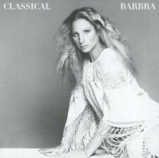 BARBRA STREISAND - CLASSICAL BARBRA (REMASTERED)  CD 12 TRACKS CLASSIC-POP NEU