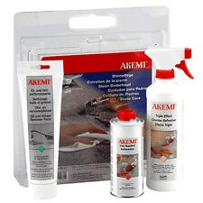 Akemi Daily Care and Sealing Kit granite stone quartz marble cleaner