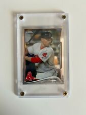 2014 Topps Chrome Update Mookie Betts Rookie Boston Red Sox US-20