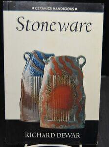 STONEWARE Ceramics Handbook Dewar techniques glazes