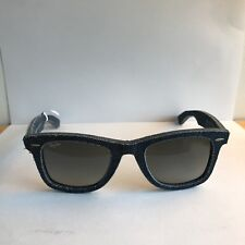 RayBan Denim Wayfarer Sunglasses New Authentic RB2140 Blue Jean