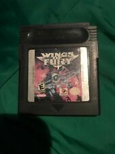 Wings Of Fury Nintendo Gameboy Color - Game Cartridge Only - Free Shipping!!
