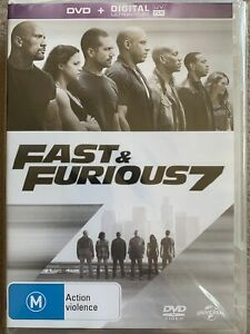 DVD: Fast & Furious 07 - The Best Fast & Furious By Far