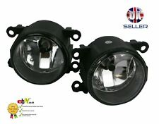 Jaguar X-Type 6/2004-2010 Spot Fog Light Lamp 1 Pair O/S & N/S