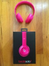 Beats by Dr. Dre Solo2 Wired On Ear Headphones - Pink