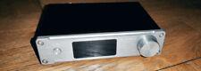 SMSL Q5 Pro - kompakter Hifi Verstärker mit DAC, 2 x 50W + Sub Out, digital