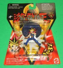 """Yu-Gi-Oh! Series 1 YUGI 2002 Mattel 2"""" Action Figure NIB"""