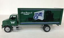 """Winross ROLLING ROCK Diecast Green Delivery Truck """"33"""" White Label"""
