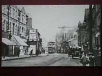 POSTCARD LONDON BARKING EAST STREET C1928