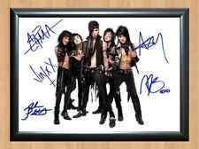 Andy Biersack Divine Black Veil Brides Signed Autographed A4 Print Poster Photo