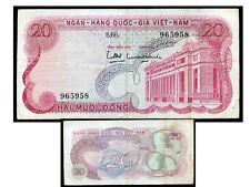 VIETNAM   20  Dông, 1969  (  965958  )