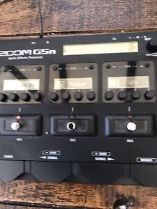 Zoom G5N Guitar Multi Effects Pedal Collection Manchester M34 2jb