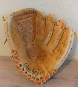 Cal Ripken Jr. Rawlings Model NBG 100 RH Thrower Vintage Baseball Glove Mitt