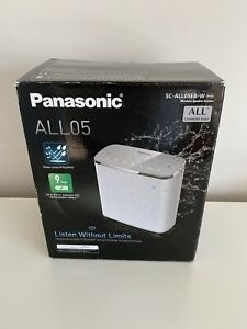 Panasonic SCALL05EBK Wireless Speaker - White (Sonos Move Alternative)