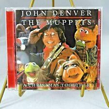 Christmas CD John Denver and The Muppets A Christmas Together Laser Light 2002