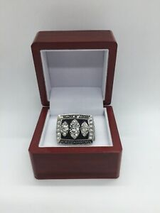 1983 Los Angeles Raiders Marcus Allen Super Bowl Championship Ring Set with Box