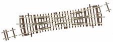 Gleismaterialien für Modellbahnen der Spur H0 aus weichem Kreuz Zweileiter-Gleissystem