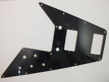 Relic AGED BLACK SCRATCH PLATE Pickguard #2 for 1967 USA GIBSON FLYING V