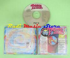 CD PEACE & LOVE 60 1967 8 compilation PROMO 2000 TROGGS ANIMALS DONOVAN(C32)