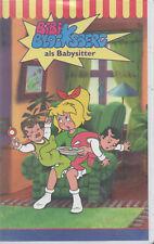 Bibi Blocksberg als Babysitter VHS Kinder Videocassette VD Gebraucht Gut