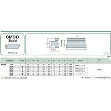 Block SMBB2026 Tool Holder Cut-Off Cutting For SPB226/326/426 Parting Blade