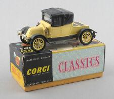 Vintage Corgi Classics 9031 Renault 1910 1965-69 * BOXED *