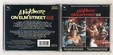 Cd A NIGHTMARE ON ELM STREET I & II Charles Bernstein Christopher Young OST 1 2