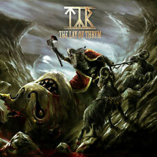 TYR The Lay Of Thrym CD +2 Bonus Tracks (Black Sabbath & Rainbow covers) týr