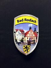 Stocknagel - Stockschild BAD RODACH