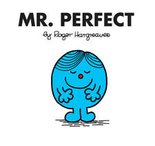 MR PERFECT - Vol 42 - Mr Men Story Book - Mr Men Library - NEW