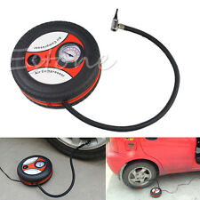 1PC Mini Portable Electric Air Compressor Pump Car Tire Inflator 12V 260PSI New