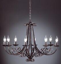 Lustre Couleur rouille antique Luminaire de salon Plafonnier Lampe pendante 4295