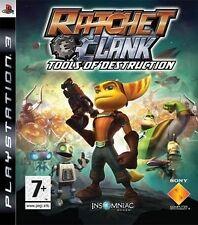 Ratchet & Clank futuro: strumenti di distruzione (Sony PlayStation 3, 2007) - Europa