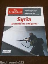 THE ECONOMIST - SYRIA - JULY 21 2012