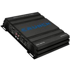 Crunch amplifier GPX 500.2 500 w. 2 canal compacto etapa final