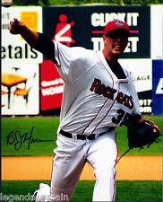 B J Hermsen Minnesota Twins signed autographed 8x10 photo LOM COA (PH692)