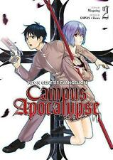 Neon Genesis Evangelion: Campus Apocalypse Volume 2 (Neon Genesis Evangelion Min