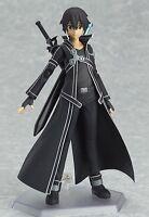 Japanese Anime S.A.O SWORD ART ONLINE KIRITO Collectable Figure Toy Figma 174