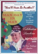 MAX MILLER.  Official Magazine. Issue 1. Vol. 7.  HL6.509