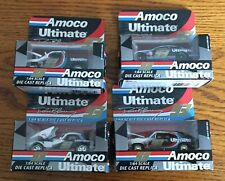 2001 Amoco Ultimate RACING CHAMPIONS 4 car Set   #93 DAVE BLANEY 1:64