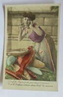 Frauen, Mode, Fisch, Aprilscherz,    1909 ♥ (7275)